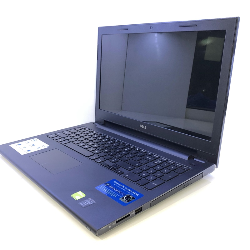 Laptop cũ Dell Inspiron N3543 (Core i5-5200U, RAM 4GB, HDD 500GB